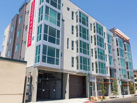 Avalon Berkeley Apartment Rendering