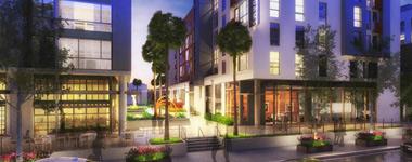 One Henry Adams apartment rendering